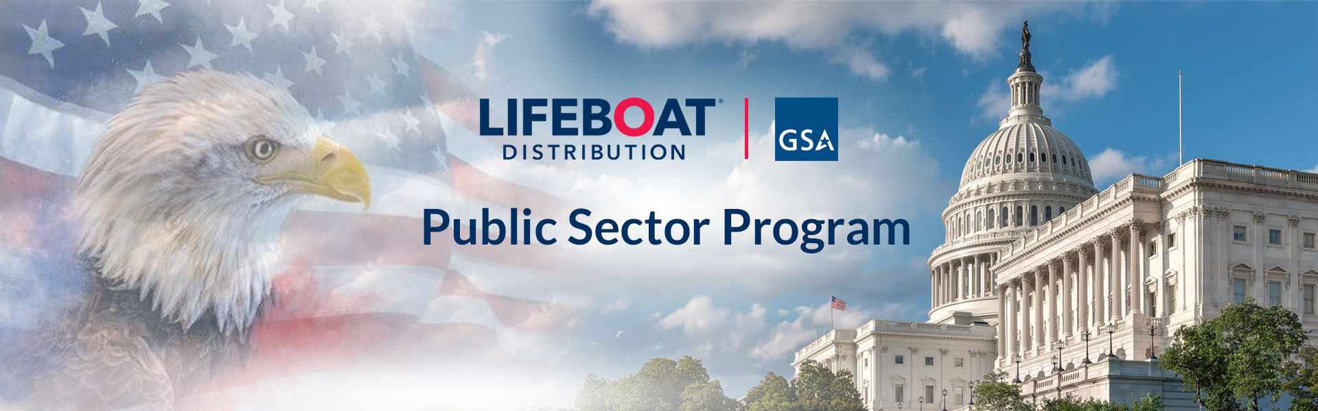 Lifeboat Public Sector Banner