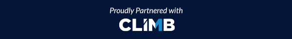Proudly Partnered with Climb