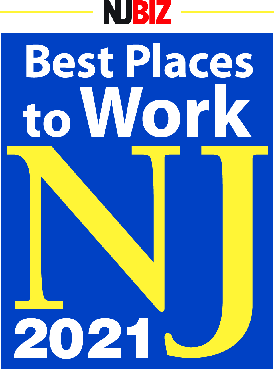 NJ Best Places To Work Logo