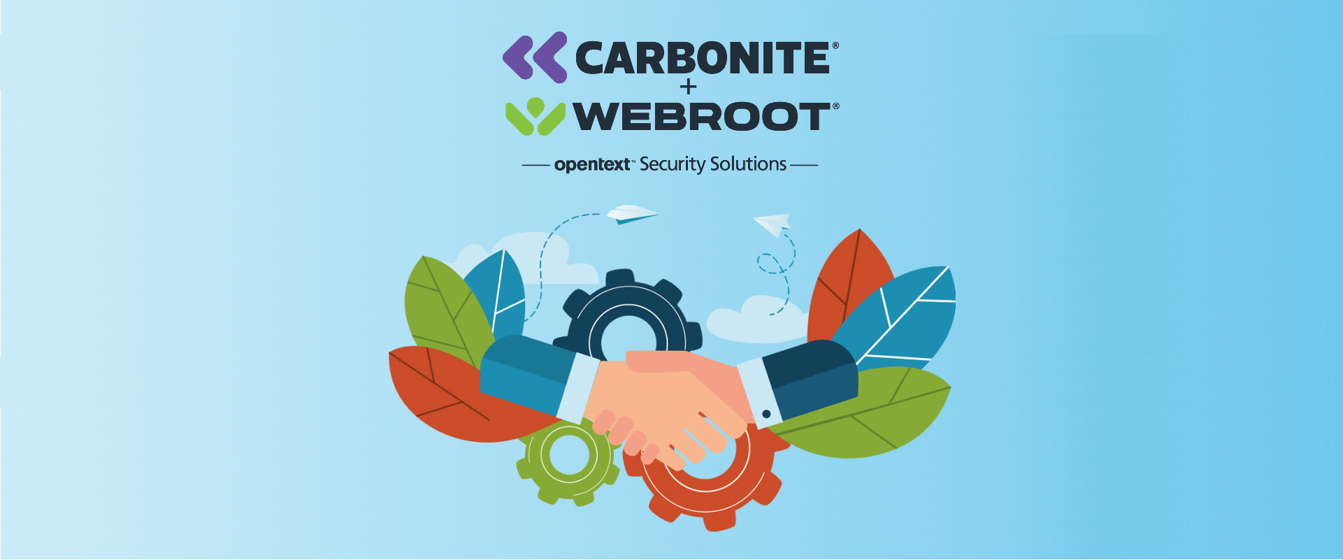 Partner With Carbonite