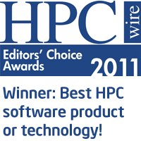 Intel Parallel Studio XE - Winner HPC Editor's Choice Award - Best HPC software intelproduct or technology