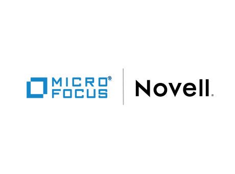 Micro Focus International - Novell Logo