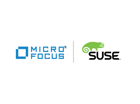 Micro Focus International - SUSE Logo