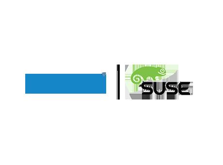 Micro Focus International - SUSE Logo