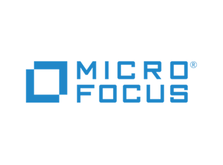 Micro Focus International - NetIQ + NetIQ Logo